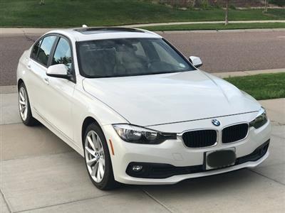 2016 BMW 3 Series lease in Aurora,CO - Swapalease.com