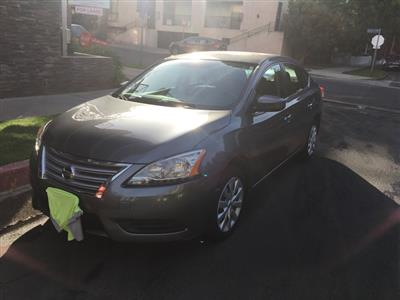 2015 Nissan Sentra lease in Los Angeles,CA - Swapalease.com
