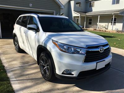 2016 Toyota Highlander lease in seneca,IL - Swapalease.com