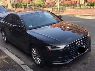 2016 Audi A4 lease in Boston,MA - Swapalease.com