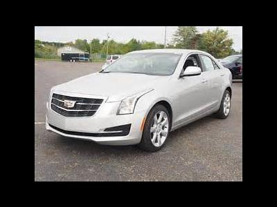 2016 Cadillac ATS lease in Pinehurst,ID - Swapalease.com