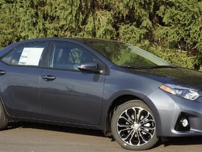 2016 Toyota Corolla lease in Culver City,CA - Swapalease.com