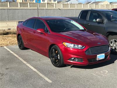 2016 Ford Fusion lease in Silver Spring,MD - Swapalease.com