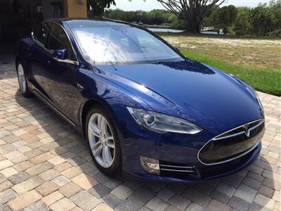 2015 Tesla Model S lease in St Petersburg,FL - Swapalease.com