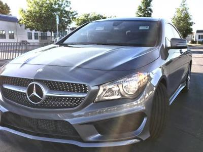 2016 Mercedes-Benz CLA-Class lease in Roseville,CA - Swapalease.com