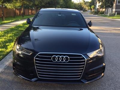 2017 Audi A6 lease in SANFORD,FL - Swapalease.com