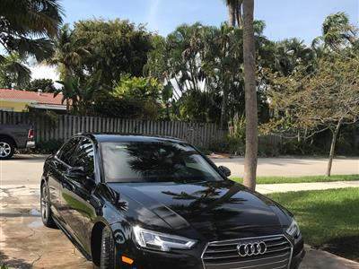 2017 Audi A4 lease in Hollywood,FL - Swapalease.com