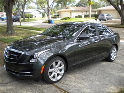 2016 Cadillac ATS lease in Clearwater,FL - Swapalease.com
