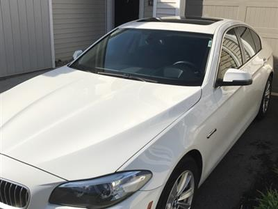 2014 BMW 5 Series lease in Lewis Center,OH - Swapalease.com