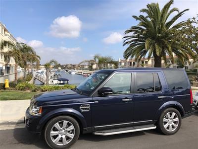 2016 Land Rover LR4 lease in Oxnard,CA - Swapalease.com