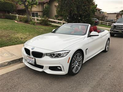 2016 BMW 4 Series lease in El Cajon,CA - Swapalease.com