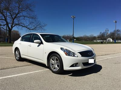 2015 Infiniti Q40 lease in Highland Park ,IL - Swapalease.com