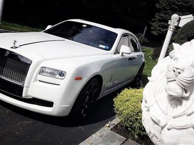 2014 Rolls-Royce Ghost lease in Upper Brookville,NY - Swapalease.com