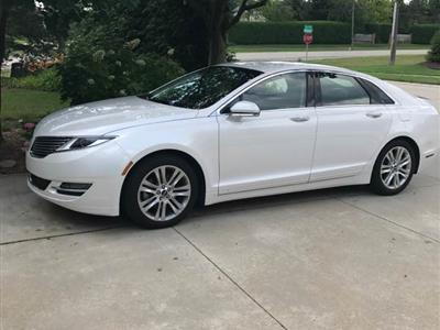 2016 Lincoln MKZ lease in Plymouth,MI - Swapalease.com