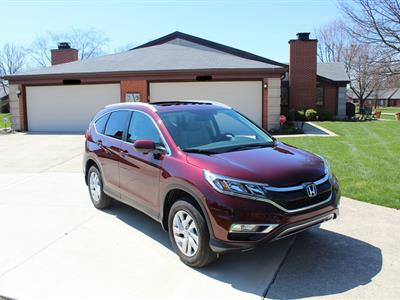 2016 Honda CR-V lease in Indianapolis,IN - Swapalease.com