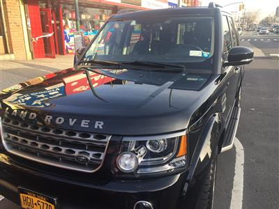 2016 Land Rover LR4 lease in Bronx,NY - Swapalease.com