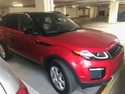 2016 Land Rover Range Rover Evoque lease in Miami,FL - Swapalease.com