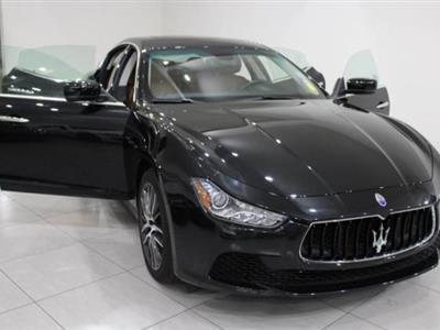 2015 Maserati Ghibli lease in New York,NY - Swapalease.com