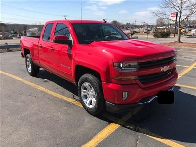 2017 Chevrolet Silverado 1500 lease in London Derry,NH - Swapalease.com