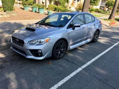 2017 Subaru WRX lease in San Jose,CA - Swapalease.com