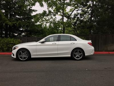 2016 Mercedes-Benz C-Class lease in Kenmore,WA - Swapalease.com