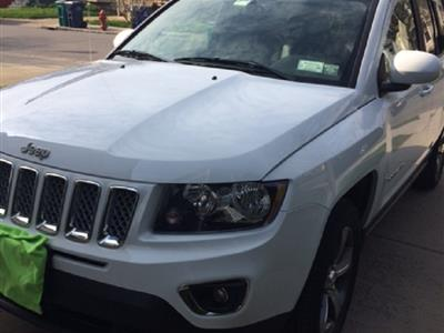 2017 Jeep Compass lease in Buffalo,NY - Swapalease.com