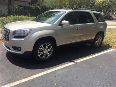 2015 GMC Acadia lease in Fort Lauderdale,FL - Swapalease.com