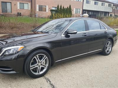 2016 Mercedes-Benz S-Class lease in Deerfield,IL - Swapalease.com