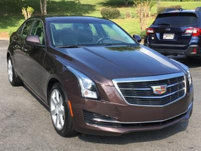2016 Cadillac ATS lease in Tyrone,GA - Swapalease.com