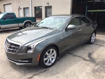 2016 Cadillac ATS lease in Jacksonville,FL - Swapalease.com