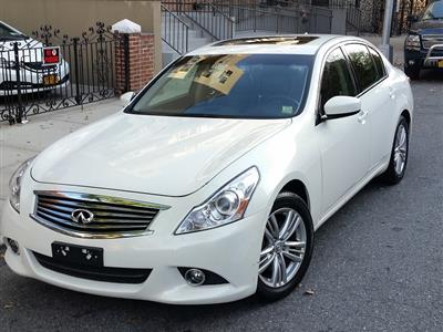 2013 Infiniti G37 Sedan lease in Deerfield Beach,FL - Swapalease.com