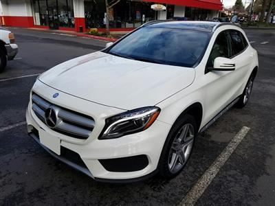 2016 Mercedes-Benz GLA-Class lease in Bellevue,WA - Swapalease.com