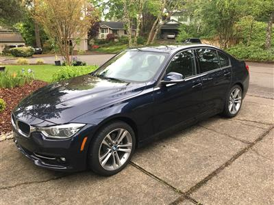 2016 BMW 3 Series lease in Lake Oswego,OR - Swapalease.com