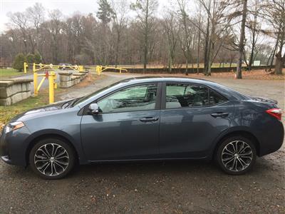 2016 Toyota Corolla lease in Boston,MA - Swapalease.com