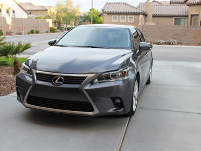 2015 Lexus CT 200h lease in Las Vegas,NV - Swapalease.com