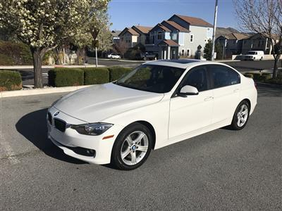 2015 BMW 3 Series lease in Sparks,NV - Swapalease.com