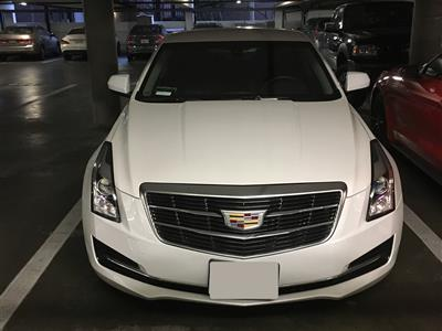 2016 Cadillac ATS lease in Marina Del Ray,CA - Swapalease.com