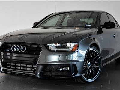 2016 Audi A4 lease in Spring,TX - Swapalease.com