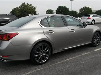 2015 Lexus GS 350 lease in Clinton,OH - Swapalease.com