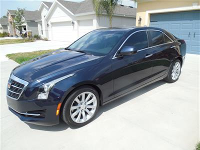 2017 Cadillac ATS lease in Wesyly Chapel,FL - Swapalease.com