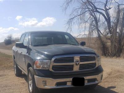 2016 Ram 1500 lease in Underwood,ND - Swapalease.com