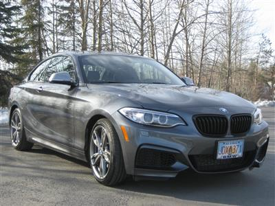 2016 BMW 2 Series lease in Ankorage,AK - Swapalease.com