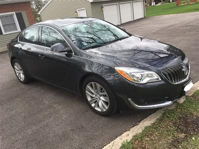 2016 Buick Regal lease in Chicago,IL - Swapalease.com