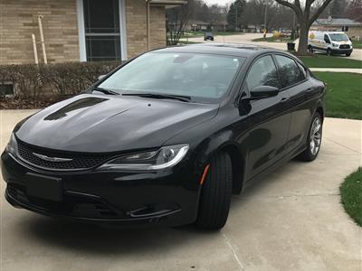 2015 Chrysler 200 lease in Kenosha,WI - Swapalease.com