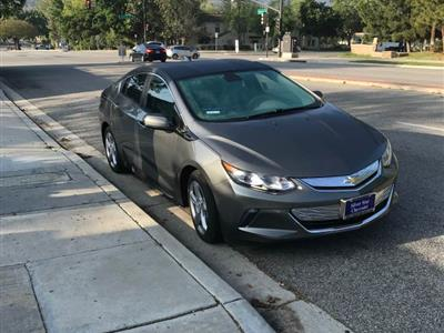 2017 Chevrolet Volt lease in thousand oaks,CA - Swapalease.com