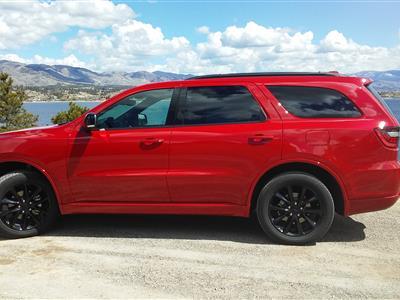 2017 Dodge Durango lease in Helena,MT - Swapalease.com