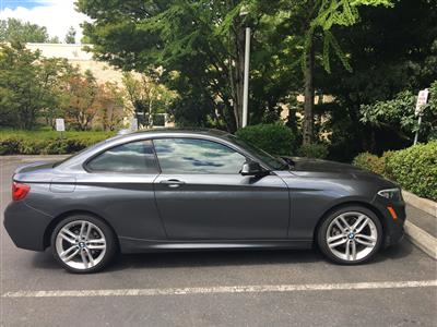 2016 BMW 2 Series lease in Eugene,OR - Swapalease.com