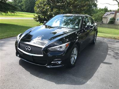 2015 Infiniti Q50 lease in Mullica Hill,NJ - Swapalease.com