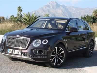 2017 Bentley Bentayga lease in New York,NY - Swapalease.com