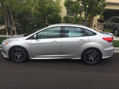 2016 Ford Focus lease in Irvine,CA - Swapalease.com
